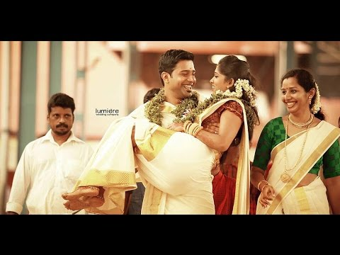 A Traditional Kerala Hindu Wedding | Bibin & Amrutha