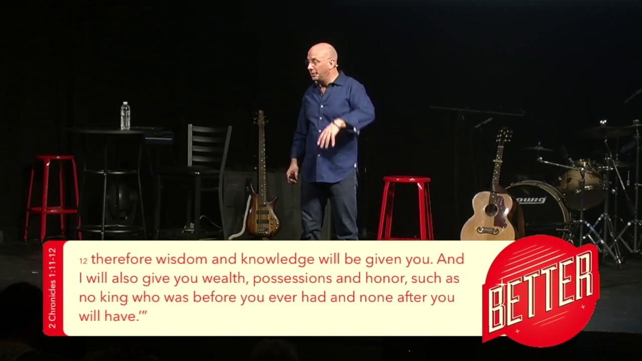 Sermon on Change and Transformation -Darren