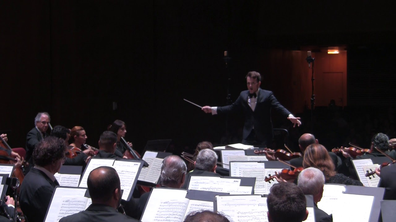 Tchaikovsky 6: Mvt. I