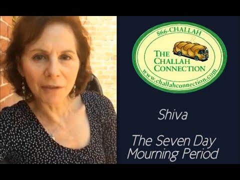 Shiva- The 7-Day Jewish Mourning Period