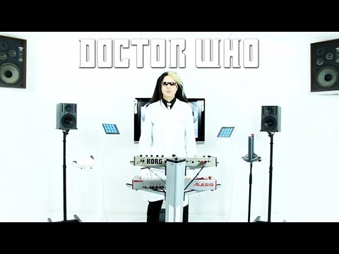 Doctor Who Theme (Official Video) HD - Massimo Scalieri