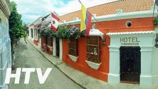 Hotel 3 Banderas en Cartagena de Indias
