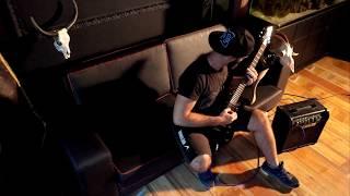 Septic Flesh Prometheus George Stamkos Guitar Cover