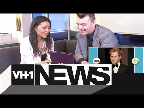 Lust Or Bust: Sam Smith Loves Kanye, Miley And Juicing + VH1