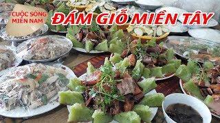 Xem Đám Giỗ Miền Tây (Phần đầu): Nhà Ngoại Nấu Ăn | Nam Việt 673 - Ngày giỗ Tổ Hùng Vương