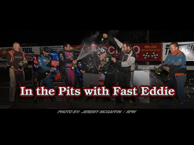In The Pits 2019 Fonda Speedway Track Champions