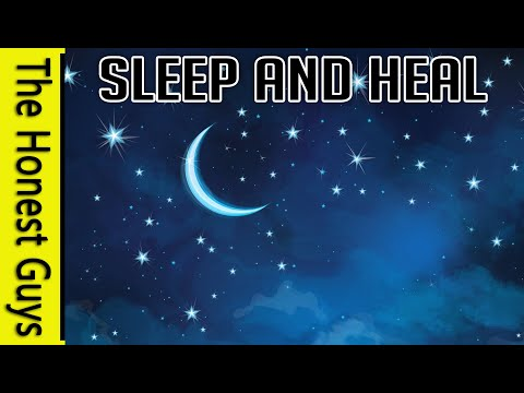 Guided Sleep Meditation for Healing - Deep Blissful Sleep