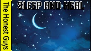 Guided Sleep Meditation for Healing - Deep Blissful Sleep