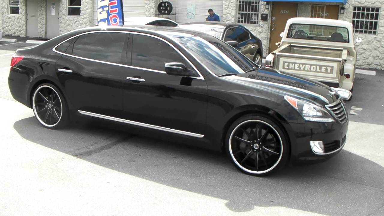 877 544 8473 22 Quot Inch Asanti Abl5 Black Milled Rims 2013 Hyundai Equus Wheels Free Shipping Call