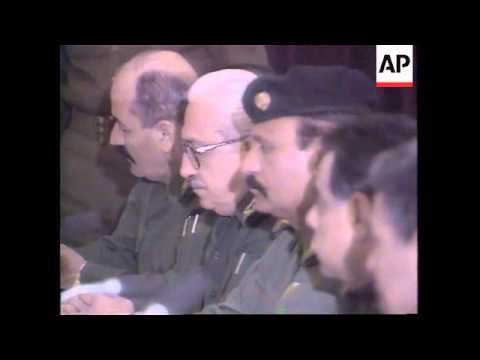 Iraq - Death Of Saddam Hussein's Sons In Law