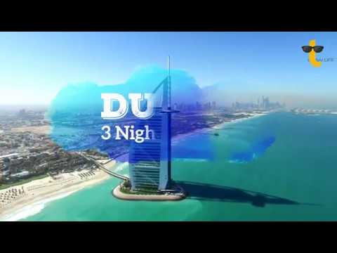 Things to do in Dubai - 3 nights 4 days Package Itinerary.