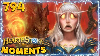 Giving The Oponent Lethal Is A Bad Idea | Hearthstone Daily Moments Ep.794