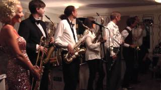 Drum boogie - CARLING BIG BAND at Falsterbo Jazzklubb