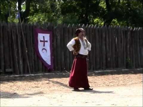 Cossack show (Zaporizhia - Ukraine)