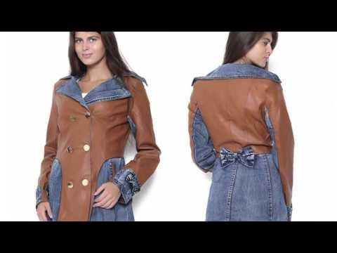 Женские джинсовые куртки 2014