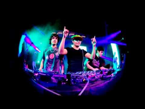 3BALL MTY - Intentalo Deluxe edition 2012 (DJ Münki Pura Crema Remix)