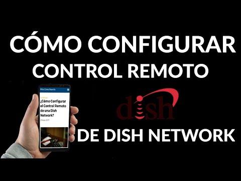Cómo Configurar el Control Remoto de una Dish Network