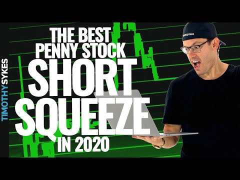 The Best Penny Stock Short Squeeze In 2020