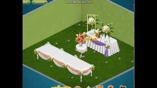 аватария  делаем комнату для свадьбы