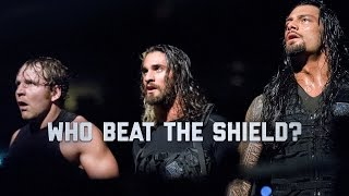 5 teams who beat The Shield: 5 Things