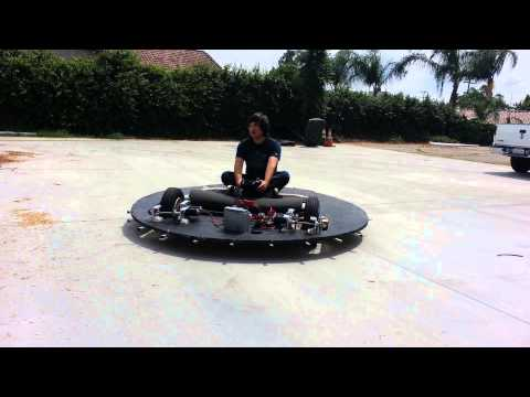 Robokong UFO Motorization project