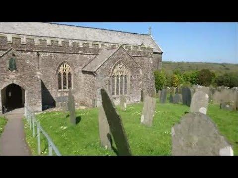 St Nectans Parish Church Hartland Devon England UK
