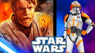 How Obi-Wan Helped Cody Become a COMMANDER - Star Wars Explained