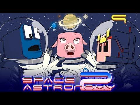 Space Astronomy 2 - Ep.9 - UNA VISITA CASI ACCIDENTADA AL NETHER -