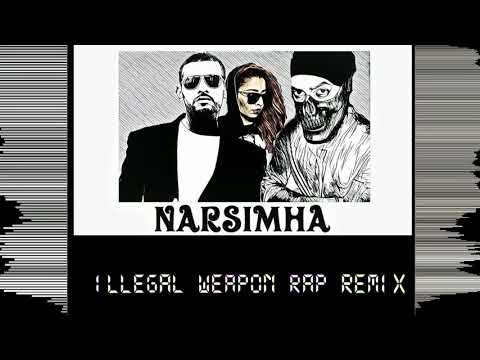 JASMINE SANDLAS | ILLEGAL WEAPON | RAP...