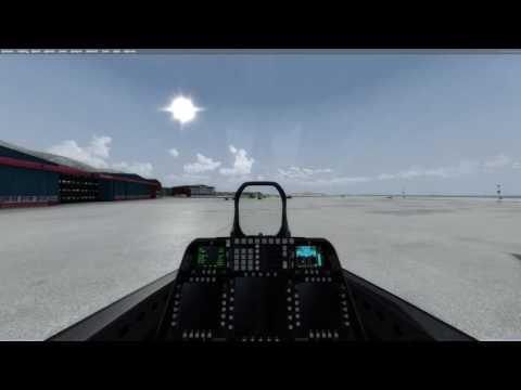 BAe Avro RJ100 Nuuk (BGGH) to Iqaluit (CYFB) P3D v3.3