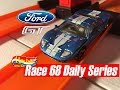 Hot Wheels 2016 Fast and Furious Ford GT-40-Race 68