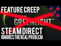 Steam Direct Ignores The Real Problem | Feature Creep By Tarmack