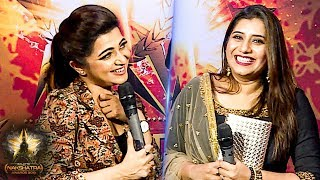 Priyanka's Fun Speech At Galatta Nakshathra Awards 2019