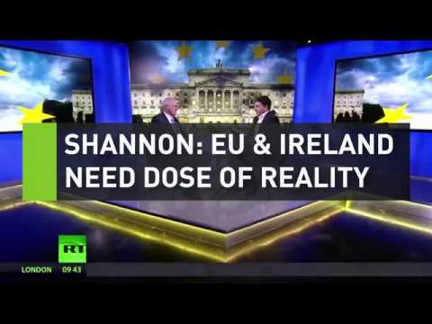 Shannon: EU & Ireland need dose of reality