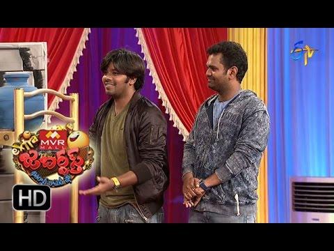 Sudigaali Sudheer Performance – Extra Jabardasth - 16th September 2016– ETV  Telugu