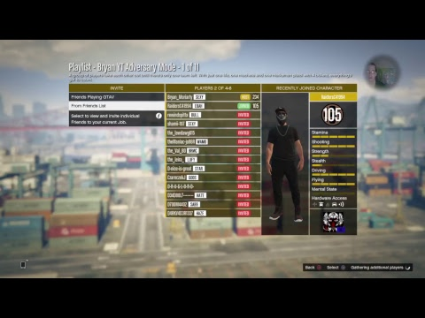 GTA5 Online Live stream Role Playin