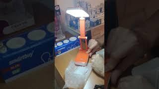 Обзор настольной лампы на аккумуляторе smartbuy JUMP