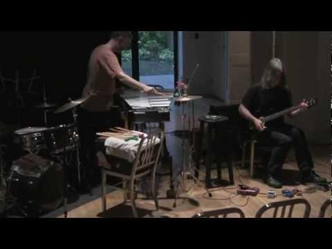 Tribeca New Music - Nick Didkovsky, Interview & Jam