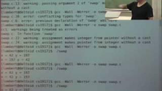 19: Pass by reference: Arrays#3 - Tim Lambert UNSW