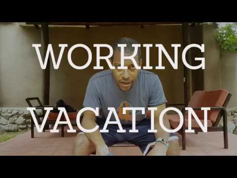 Working on Vacation - An Individual choice