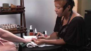 Manicures & Pedicures : How to Paint a French Manicure