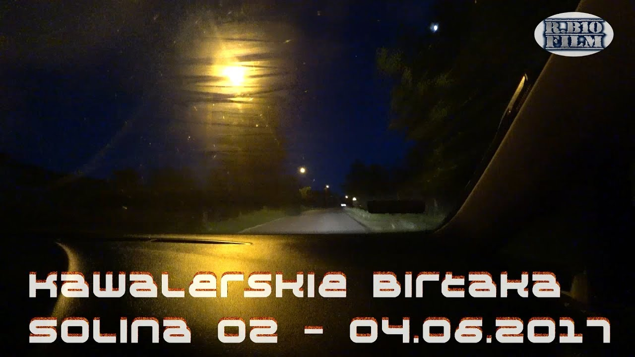 Kawalerskie Birtaka - Solina 02-04.06.2017