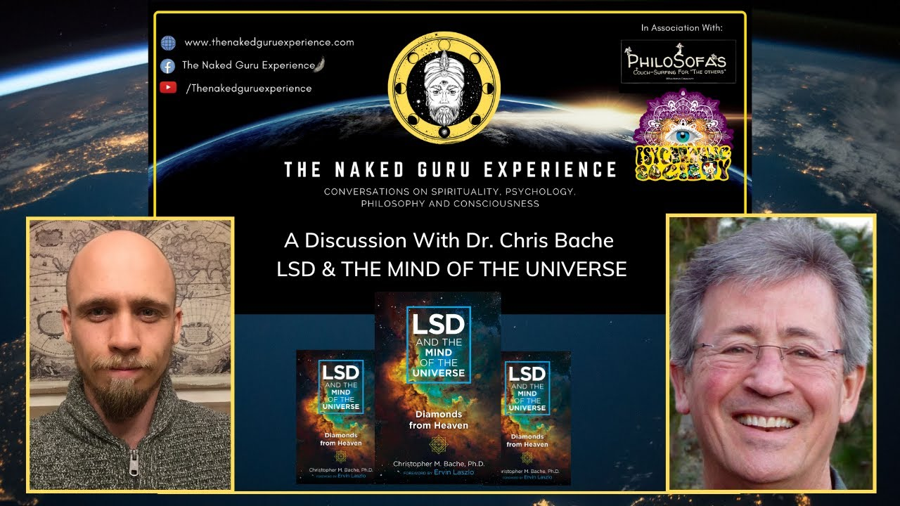 EP.6 - Chris Bache | LSD AND THE MIND OF THE UNIVERSE