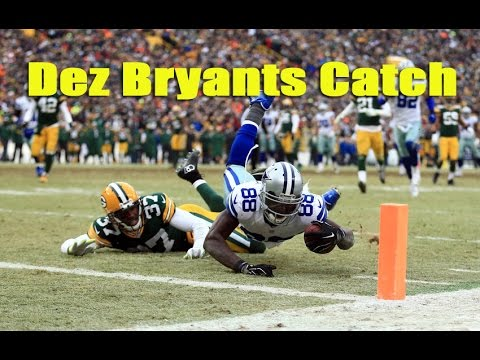 Dez Bryant Catch In Dallas Green Bay Playoff Game Overturned