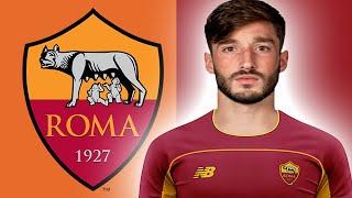 MATIAS VINA   Welcome To Roma 2021   Elite Goals, Skills, Runs & Assists (HD)
