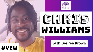Writing Graphic Novels | Chris Williams | The Young Eager Writers Podcast