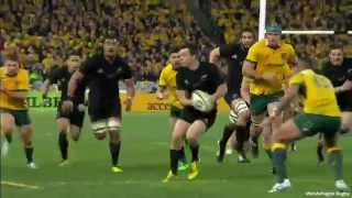 The Rugby Championship 2015 - HIGHLIGHTS