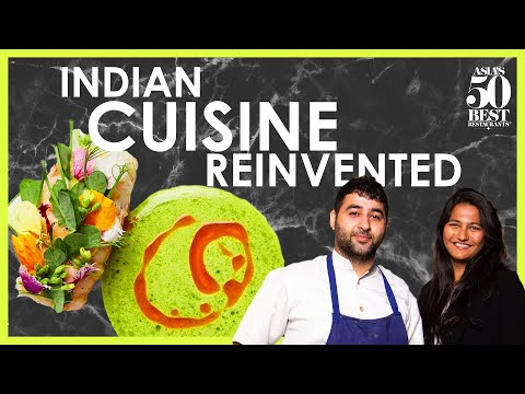 How A Hidden Mumbai Restaurant Is Changing Indian Cuisine -