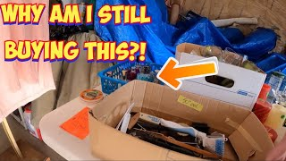 I Can't Stop Buying This At Yard Sales! Shop With Me + Haul