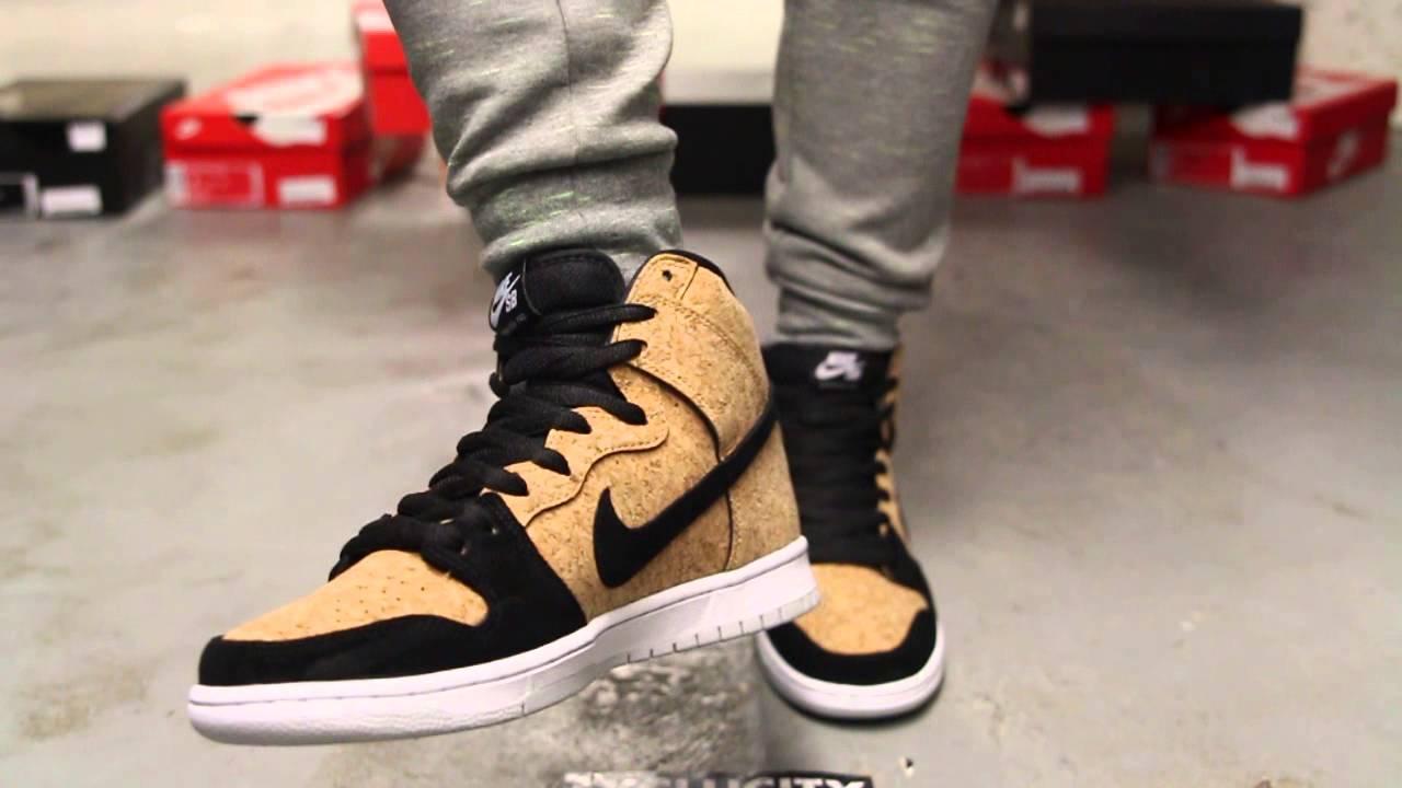 half off 4574a ea9df Nike Dunk High Premium SB